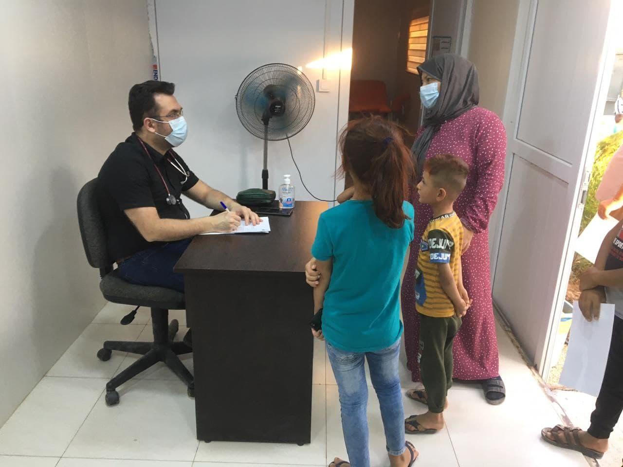 Clinic in Northern Iraq Update